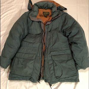 Eddie Bauer Down Coat size L